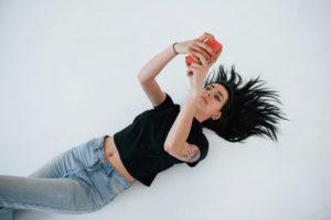 Quanto siamo social - selfie