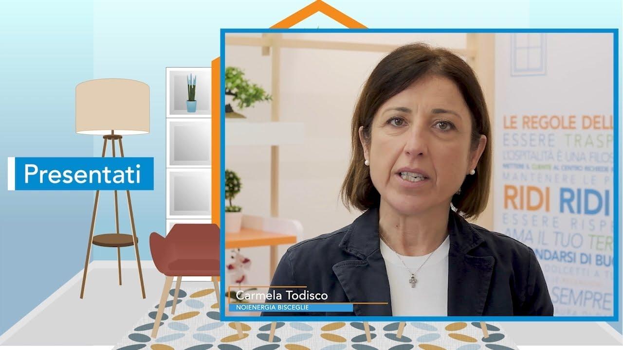 Le esperienze dell'affiliato NoiEnergia - Carmela Todisco -