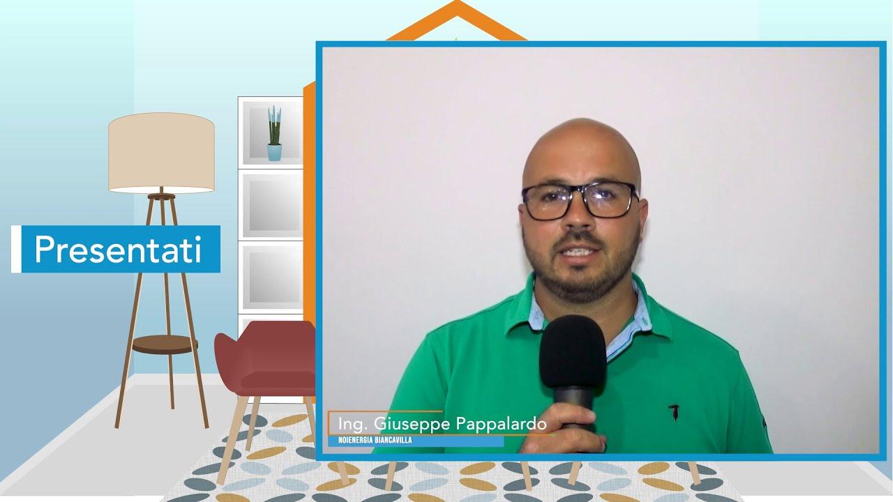 L'esperienza dell'affiliato NoiEnergia - Giuseppe Pappalardo -